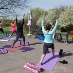 north oaks golf club yoga