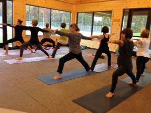 Thurs 9am Advanced Yoga