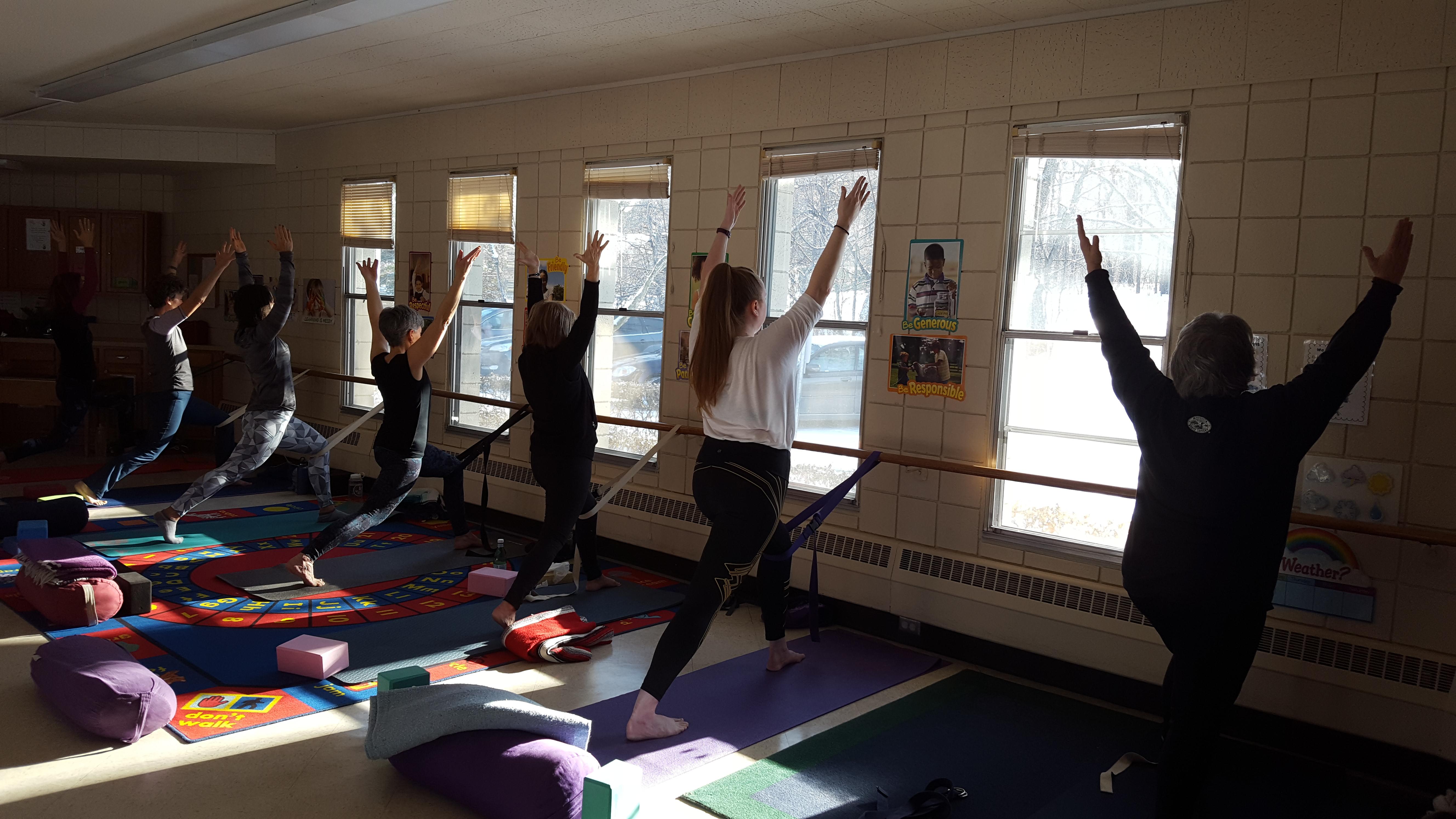 Yoga Classes North Oaks, Shoreview, Arden Hills, St  Paul